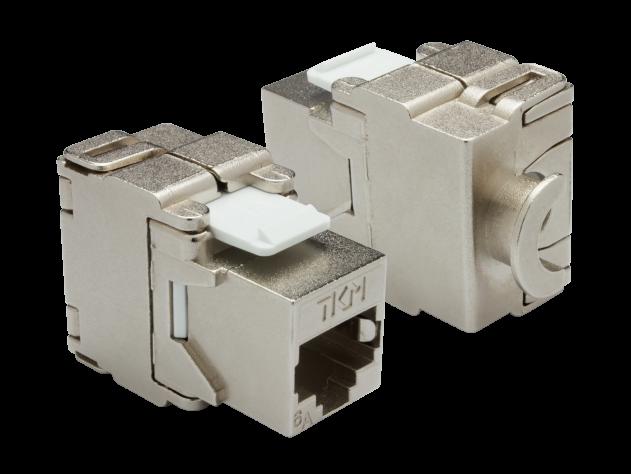 Keystone Modul – Cat. 6A – STP – SD