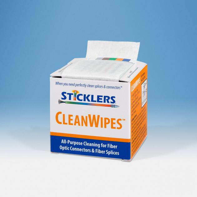 CLEANWIPES 600 Optical Grade Wipes