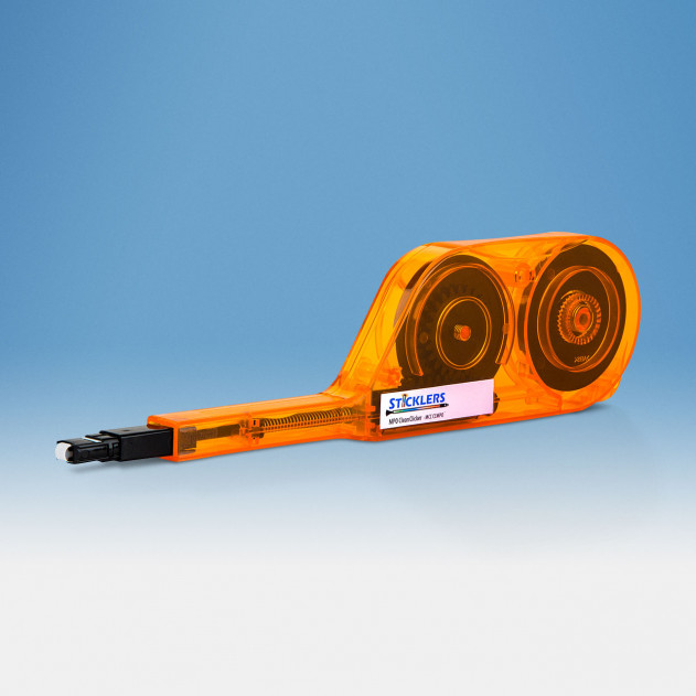Sticklers: MPO CLEANCLICKER 600 – Fibre Optic Connector Cleaner