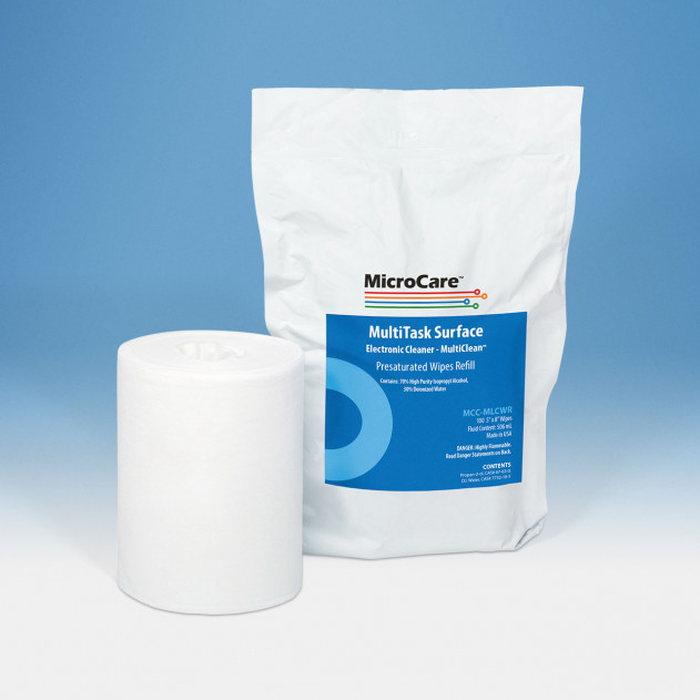Sticklers: MultiTask surface cleaner presaturated wipes – Refill