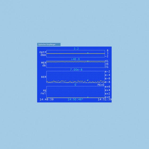 Option: optischer Messeingang für AMA 310 Basis