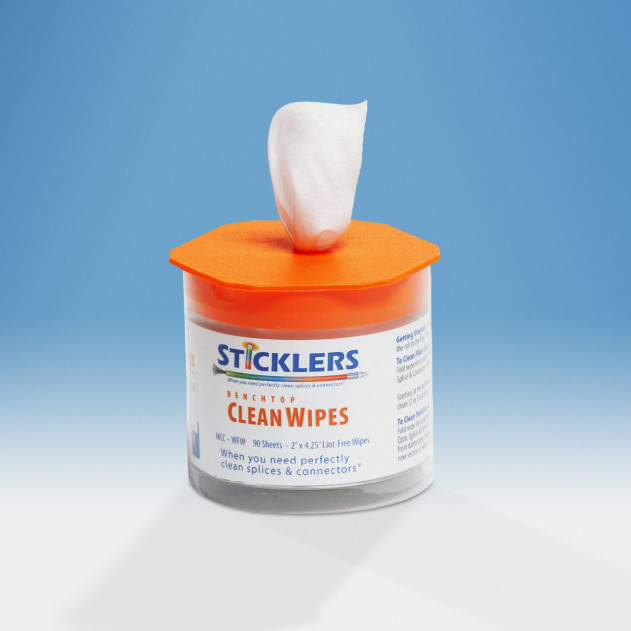 Sticklers CleanWipes 90
