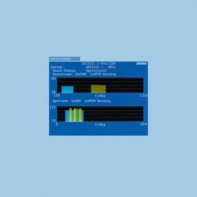 Option: DOCIS 3.1 Modem für VAROS 107