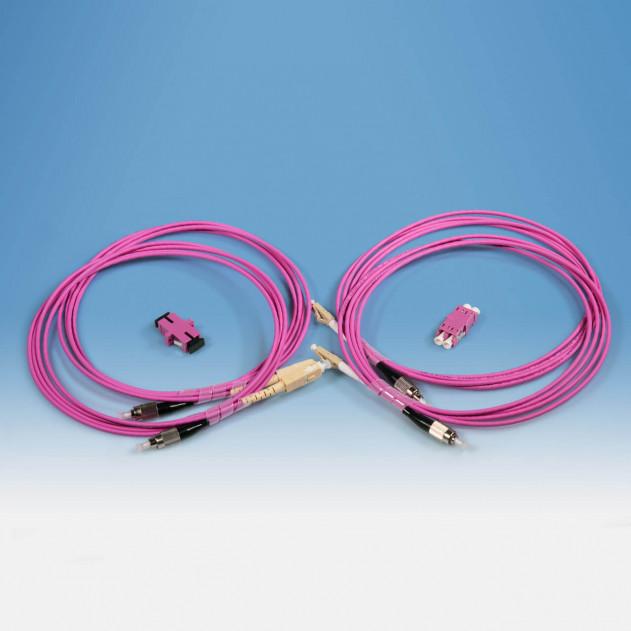 TKM Set Adapterkabel – Singlemode + Multimode 01