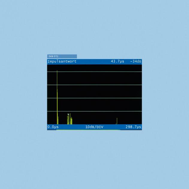 Option: DVB-T/T2 für AMA 310 Basis