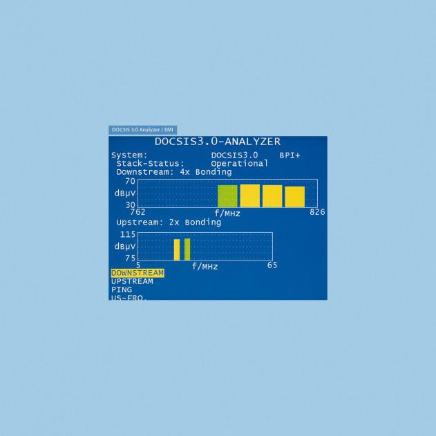 Option: DOCSIS 3.0 Analyzer für AMA 310 Basis