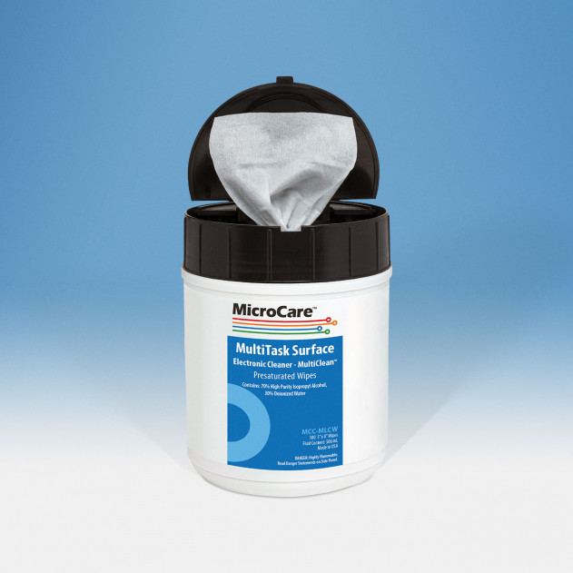 Sticklers: MultiTask surface cleaner presaturated wipes