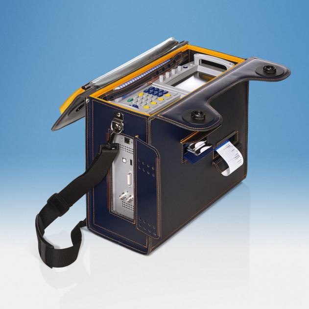 Ledertasche für AMA 310 Basis und AMA 310 Complete D3.0