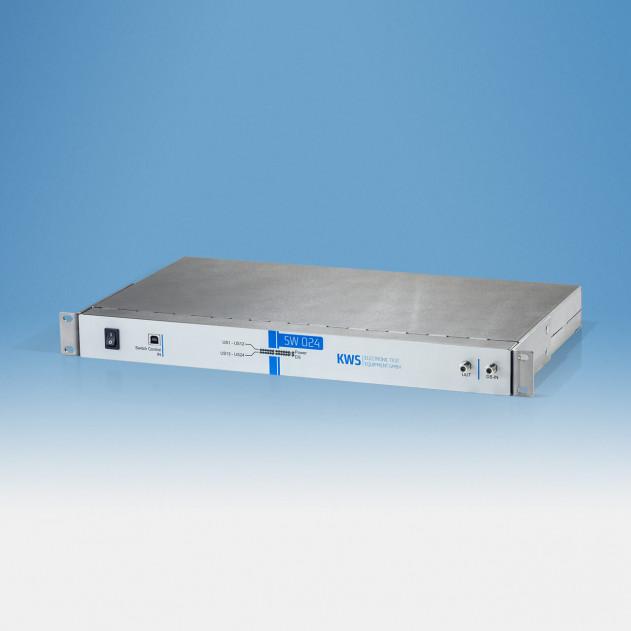 SW 024: 24-Fach HF-Switch