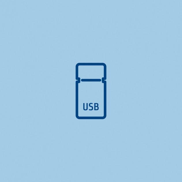 Generisches Icon USB-Stick