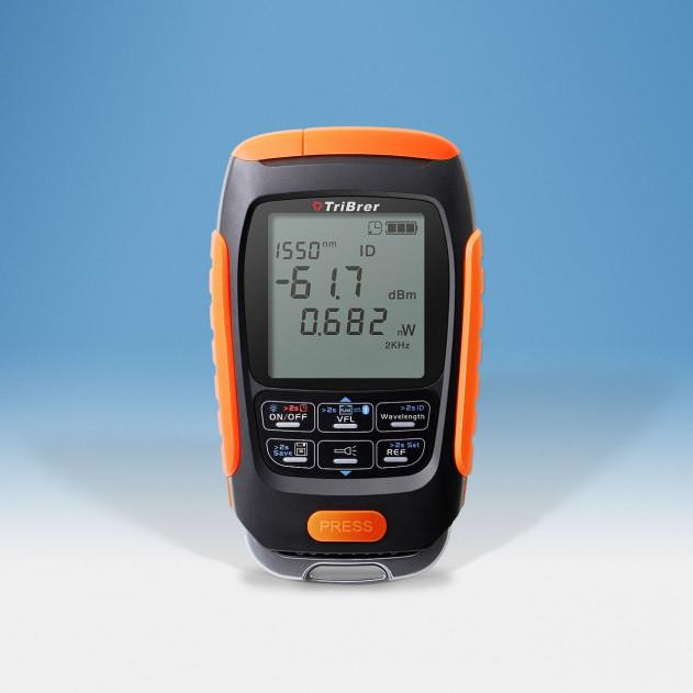 Tribrer APM58 Optical Power Meter: Frontansicht