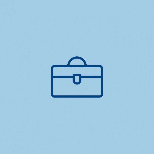 Generisches Icon Tasche