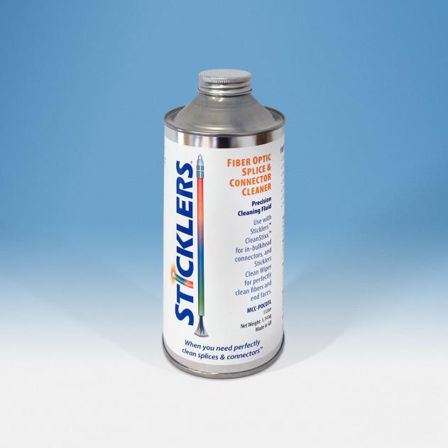 Fibre Optic Splice & Connector Cleaner® Precision Cleaning Fluid - 1,14 kg / 1 l