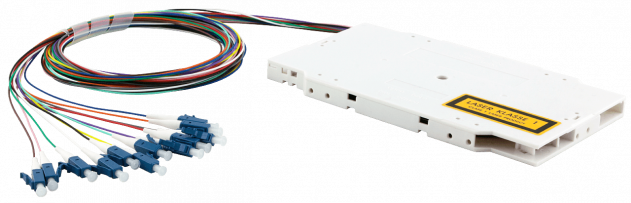 TKM Splice Equipment: OS2, LC/PC, Grade C